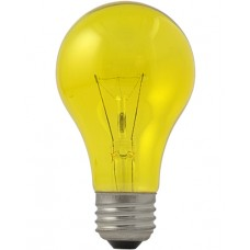 GENERIC 25A19/TY 130V Transparent Yellow  STOCK ONLY SPECIAL